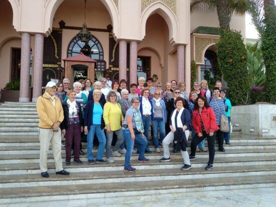Marokko Reise 2020